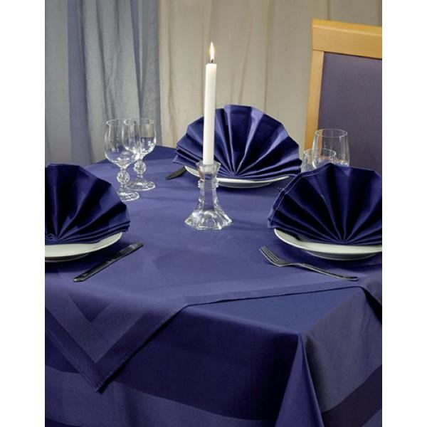 τραπεζομάντιλο Frame Μπλε Νο 9 | ναπερόν Frame Μπλε Νο 9 | πετσέτες Frame Μπλε Νο 9